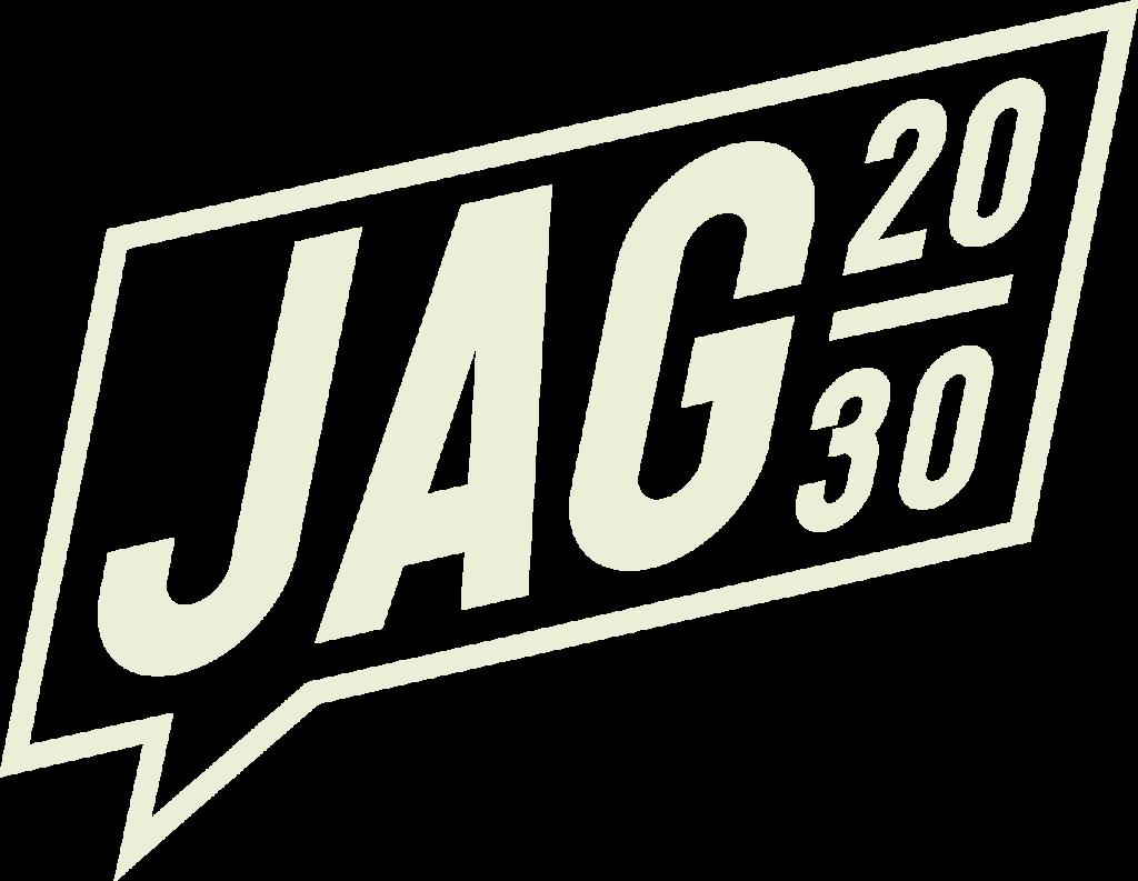 Logotyp för JAG2030.